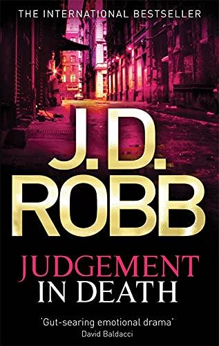 9780749956219: Judgement in Death