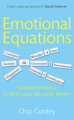 9780749956257: Emotional Equations: Simple formulas to help your life work better
