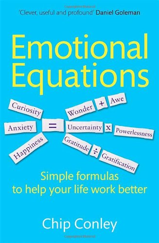9780749956301: Emotional Equations: Simple formulas to help your life work better
