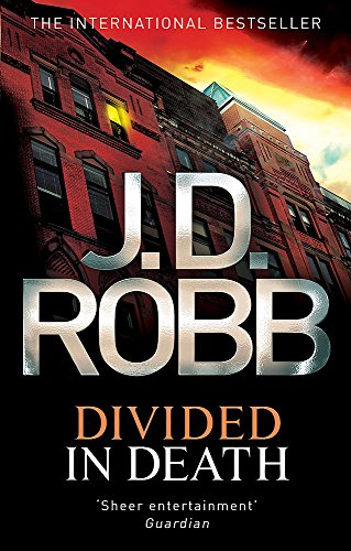 9780749957384: Divided in Death. Nora Roberts Writing as J.D. Robb