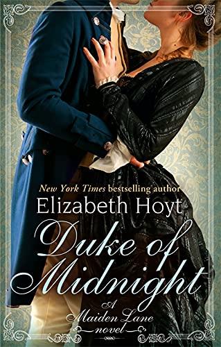 9780749958176: Duke of Midnight: Number 6 in series (Maiden Lane)