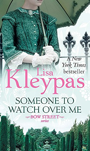 Someone to Watch Over Me: Lisa Kleypas (author)