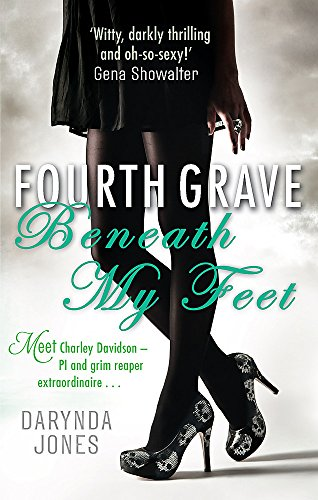 9780749959173: Fourth Grave Beneath My Feet (Charley Davidson)