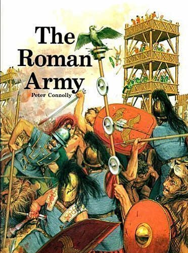 9780750000550: The Roman Army (Information Books - History - Facts of Life)
