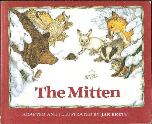 9780750003063: Pb Mitten (Picture Books) (Picture books: set E)