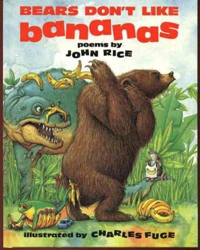 9780750004442: Bears Don't Like Bananas