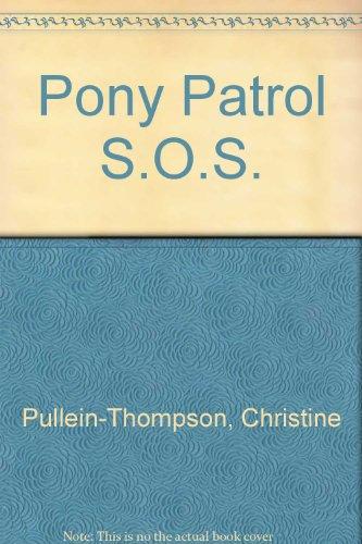 9780750008075: Pony Patrol SOS