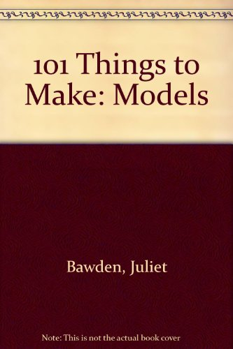 9780750008754: Pb Models (Things To Make)