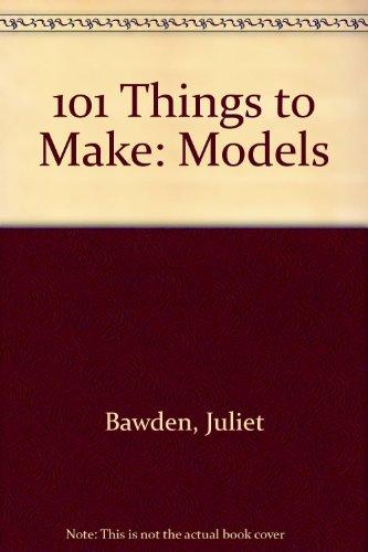 9780750008754: Pb Models (Things To Make)
