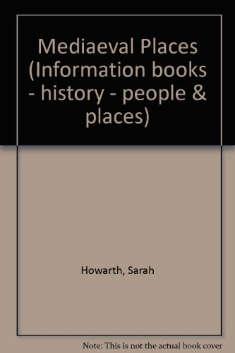 9780750008785: Medieval People (People and Places) (Information Books - History - People & Places)