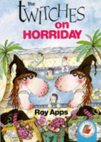 The Twitches Go on Horriday (Red Storybook): Roy Apps