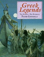 9780750010160: Greek Myths and Legends: The Stories, the Evidence