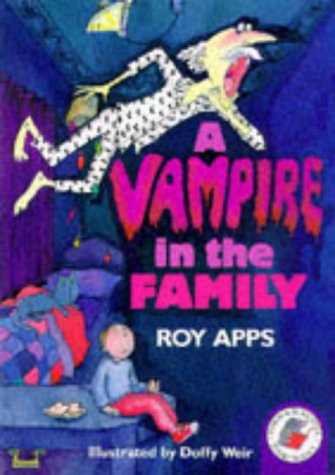 Red Storybooks: A Vampire In The Family: Apps, Roy