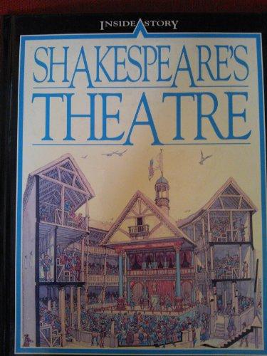 Shakespeare's Theatre (Inside Story): Morley, Jacqueline, James,