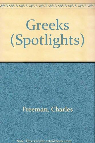 9780750015653: Greeks (Spotlights)