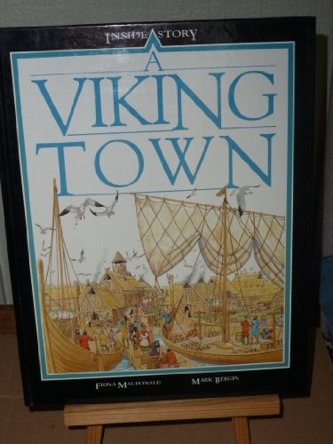 9780750015851: A Viking Town (Inside Story)