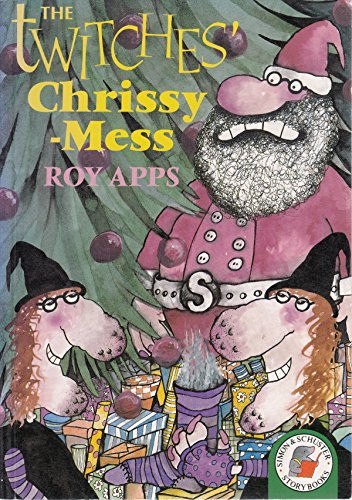 The Twitches Chrissy-mess: Roy Apps