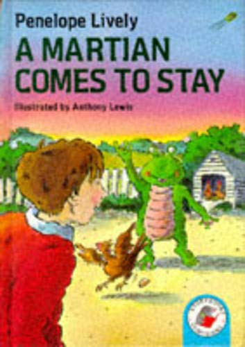 9780750016995: A MartiAn Comes To Stay (Red Storybooks)