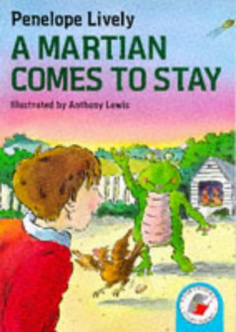 9780750017008: A MartiAn Comes To Stay (Red Storybooks)