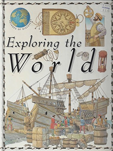 9780750018050: Exploring the World (Information books - history - voyages of discovery)