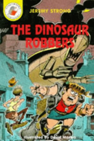 9780750019491: The Dinosaur Robbers (Red Storybooks)