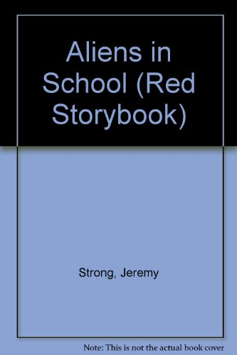 9780750023580: Aliens in School (Red Storybook)