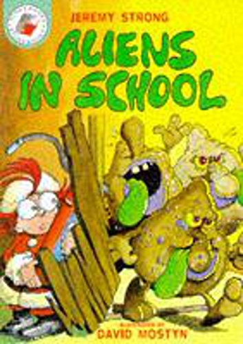 9780750023597: Aliens in School (Red Storybook)