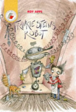 Frankie Stein's Robot (Red Storybook) (9780750025508) by Roy Apps