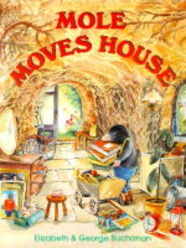 9780750025522: Mole Moves House (Picture Books)