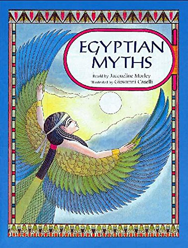 9780750026079: Egyptian Myths (Gift Books)