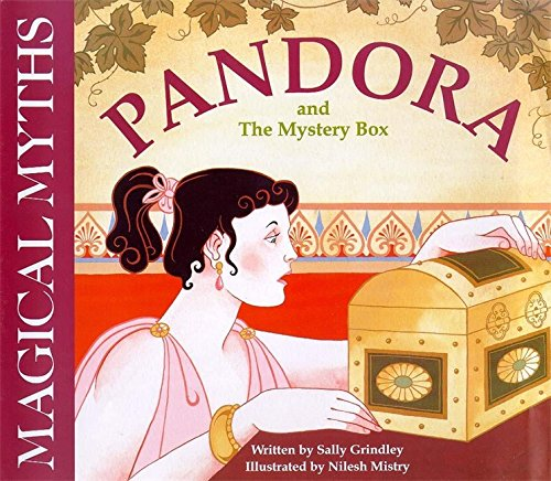 9780750026987: Magical Myths, Pandora and The Mystery Box (Myths and Legends)
