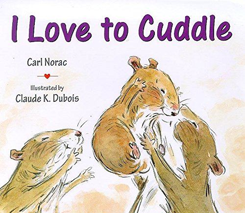 9780750028455: I Love to Cuddle (Picture Books)