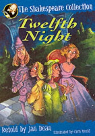 9780750029995: Twelfth Night (Shakespeare Collection)