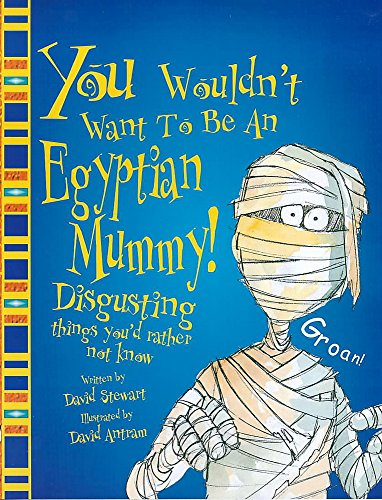 9780750030649: An Egyptian Mummy (You Wouldn't Want to be)