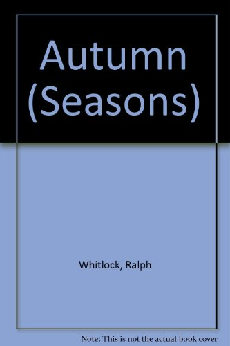9780750205610: Pb Autumn (The Seasons)
