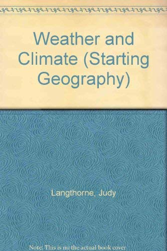 Starting Geography (0750206144) by Judy Langthorne; Gaye Conroy; Robert Wheeler
