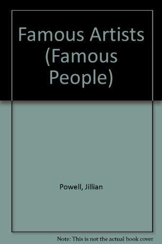 Famous Artists (Famous People): Powell, Jillian