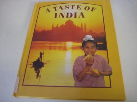 Taste of India (Food Around the World) (0750207965) by Roz Denny