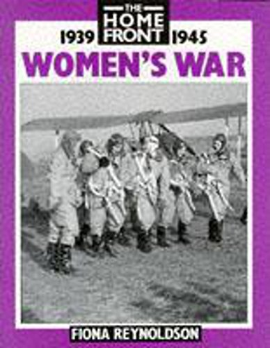 9780750209526: Women's War (Home Front)