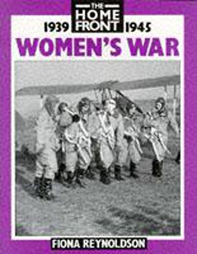9780750209526: The Home Front: Women's War
