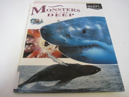 9780750211994: Monsters Of The Deep (Quest)