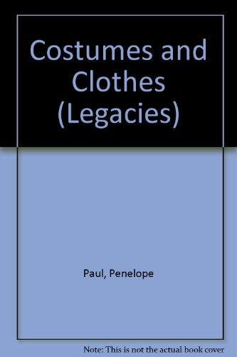 Costumes and Clothes (Legacies): Paul, Penelope