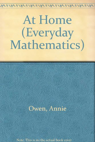 At Home (Everyday Mathematics) (0750213930) by Owen, Annie