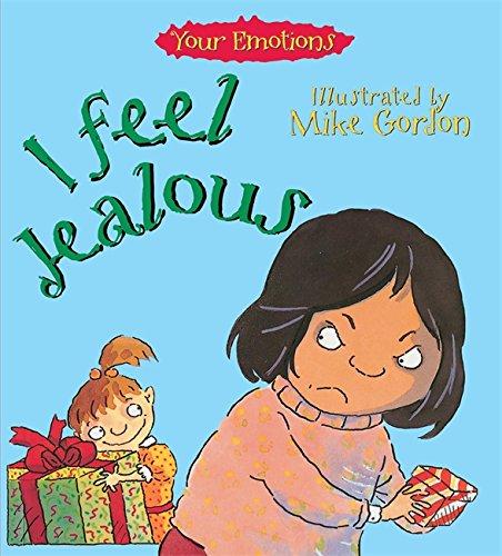 9780750214056: Your Emotions: I Feel Jealous