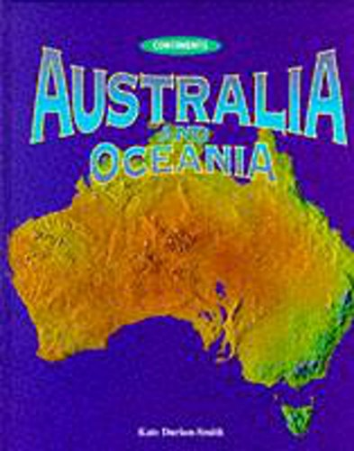 9780750215008: Australia and Oceania (Continents)