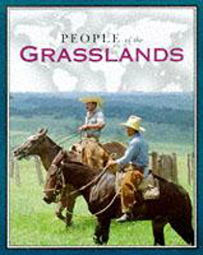9780750220125: People Of The Grasslands (Wide World)