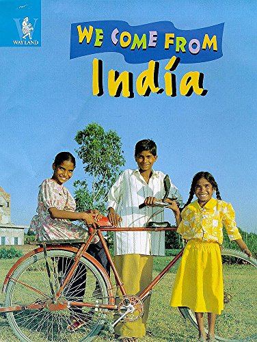 9780750221948: India (We Come from)