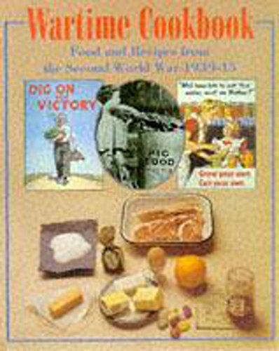 Wartime Cookbook (One-off): Moses, Anne, Moses, Brian