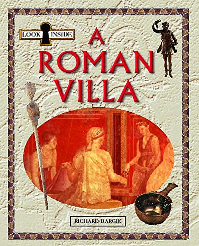 9780750226820: Look Inside a Roman Villa