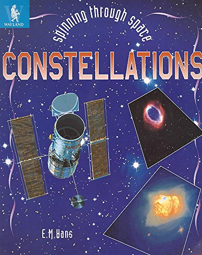 9780750227216: Constellations (Spinning Through Space)